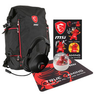 MSI Gaming Xmas Pack 2017 Noir