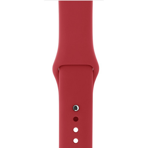 Apple Bracelet Sport (PRODUCT)RED 38 mm - S/M et M/L