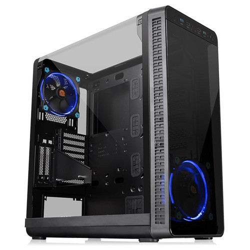 Thermaltake View 37 Riing Edition, Noir