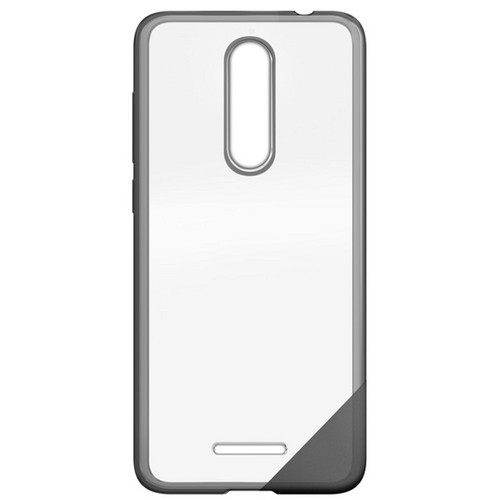 Wiko Crystal Soft Case pour Wiko View Lite Transparent