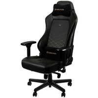 Noblechairs HERO - Noir / Or