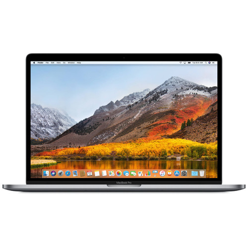 Apple MacBook Pro 15 Touch bar 512 Go Gris sidéral (2018)