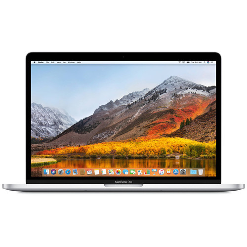 Apple MacBook Pro 13 Touch Bar 512 Go Argent (2018)