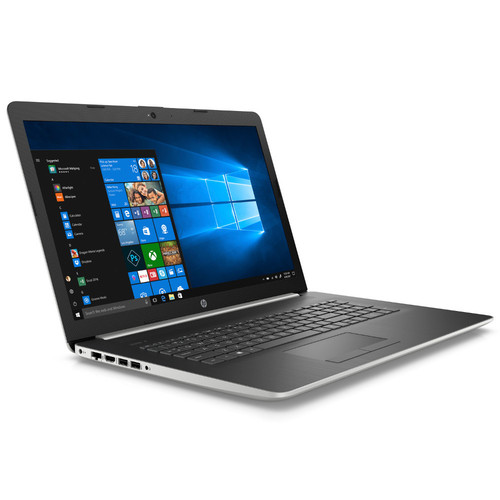 HP Notebook 17 (17-BY0007NF) Argent