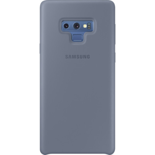 Samsung Silicone Case Galaxy Note 9 - Bleu