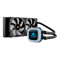 Corsair H100i Pro RGB Hydro Series - 240 mm