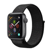 Apple Watch Series 4 - 44mm - Alu Gris Sid�ral - Boucle Sport Noir