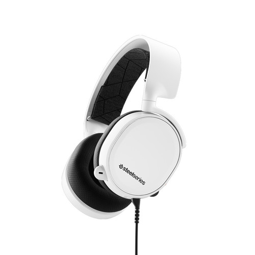 SteelSeries Arctis 3 - Blanc (2019 Edition)