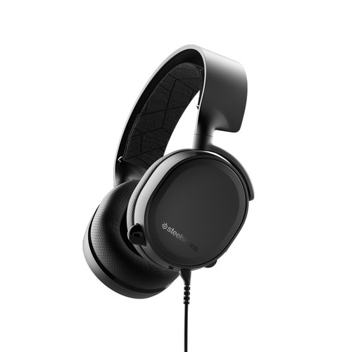 SteelSeries Arctis 3, Noir (2019 Edition)