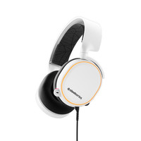 SteelSeries Arctis 5 Blanc (2019 Edition)
