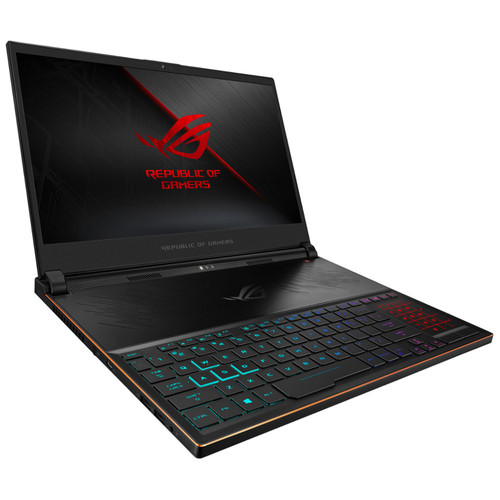 Asus ROG Zephyrus S (GX531GM-ES005T) + bundle Fortnite offert !