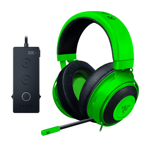 Razer Kraken Tournament Edition - Vert
