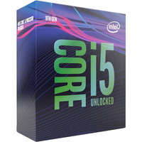 Intel Core i5-9600K (3.7 GHz)
