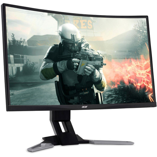 Acer XZ321QUbmijpphzx FreeSync (dalle incurvée)