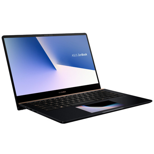 Asus ZenBook Pro 14 ScreenPad (UX480FD-BE068T) Bleu