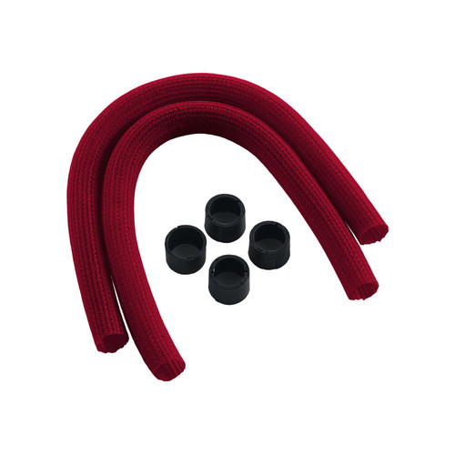Gaines CableMod Series 1 pour watercooling Corsair Hydro Gen 2 - Rouge
