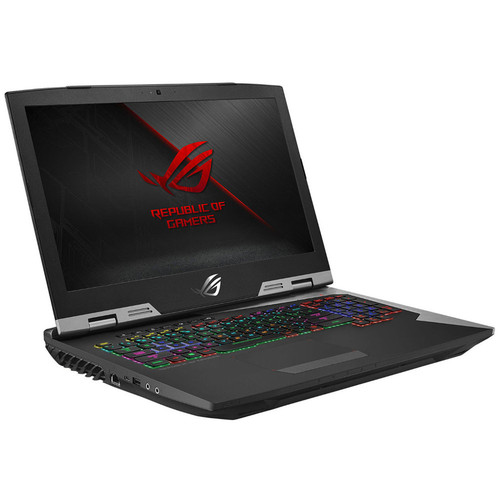 Asus ROG Griffin (G703GS-E5045T) Titanium + bundle Fortnite offert !