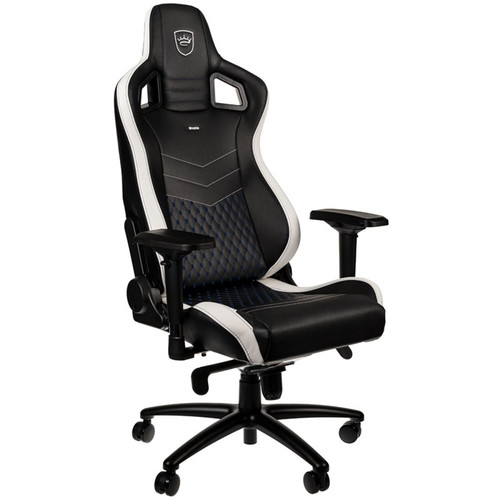 Noblechairs Epic Limited Edition - Noir / Blanc / Bleu