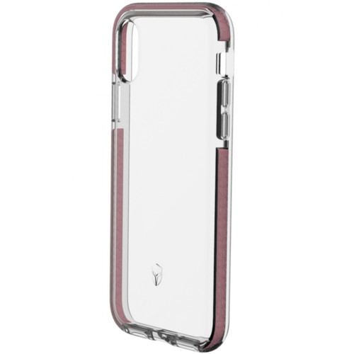 ForceCase - Coque renforcée Life pour iPhone Xr Rose