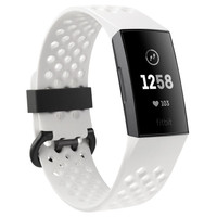 Fitbit - Charge 3 - Edition Sp�ciale Graphite / Blanc