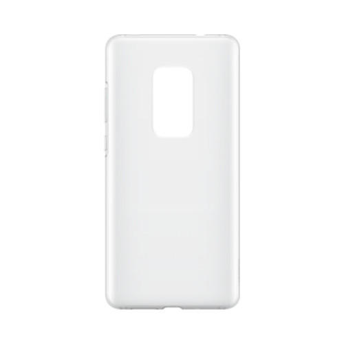 Huawei Coque Mate 20 - Transparent