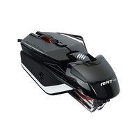 Mad Catz Rat 2+ - Noir
