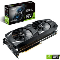 Asus GeForce RTX 2080 DUAL A8G, 8 Go