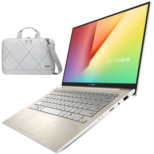 Asus VivoBook S13 (S330UA-EY027T) Or + Sacoche Asus Aglaia