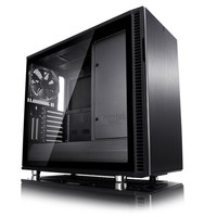 Fractal Design Define R6 Blackout TG, Noir