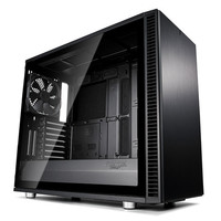 Fractal Design Define S2 Tempered Glass Light, Blackout