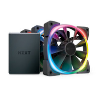 NZXT AER RGB 2 Starter Kit, 120 mm x 3