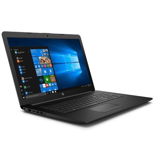 HP Notebook 17 (17-BY0033NF) Noir