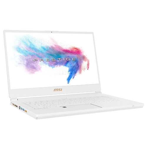 MSI P65 Creator 8RF-446FR Blanc + bundle Fortnite offert !
