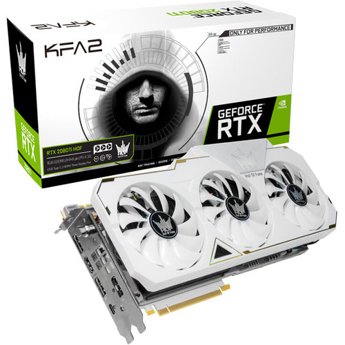 KFA2 GeForce RTX 2080 Ti HOF, 11 Go