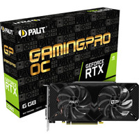Palit GeForce RTX 2060 GamingPro OC, 6 Go