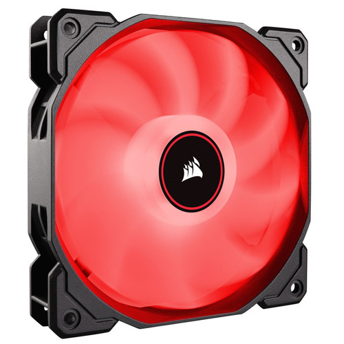 Corsair AF120 LED (2018) - 120 mm (LED Rouges)