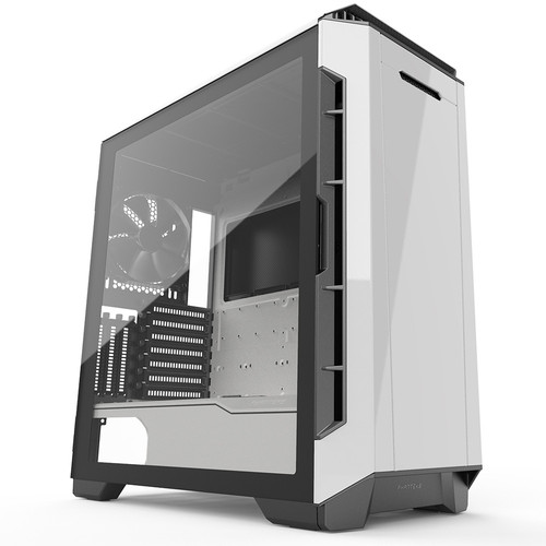 Phanteks Eclipse P600S (Silent Edition) Tempered Glass, Glacier White