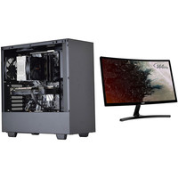 PC Gamer BATTLE ROYALE 2 (sans OS) + Acer ED242QRAbidpx