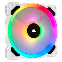 Corsair LL120 RGB, 120mm (Blanc)
