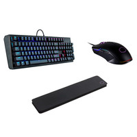 Pack Cooler Master CK550 (Gateron Red)(AZERTY) + CM310 + WR530 L