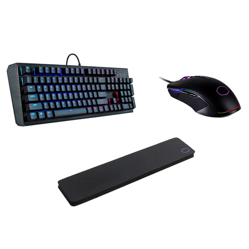 Cooler Master CK550 (Gateron Red)(AZERTY) + CM310 + WR530 L