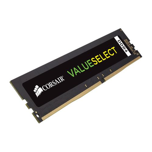 DDR4 Corsair Value Select - 8 Go 2666 MHz - CAS 18