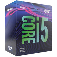 Intel Core i5 9400F (2.9 GHz)