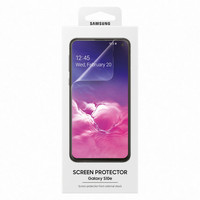 Samsung Film Protection Galaxy S10e - Transparent