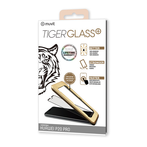 Muvit Tiger Glass Plus - Verre trempé P20 Pro 2018