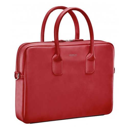 Mobilis case Briefcase Sacoche Rouge 11-14""