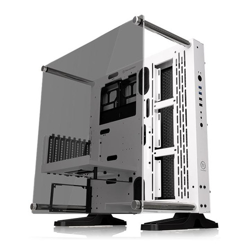 Thermaltake Core P3 TG, Blanc