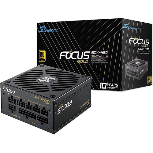 Seasonic FOCUS SGX-450 - 450W (SFX)