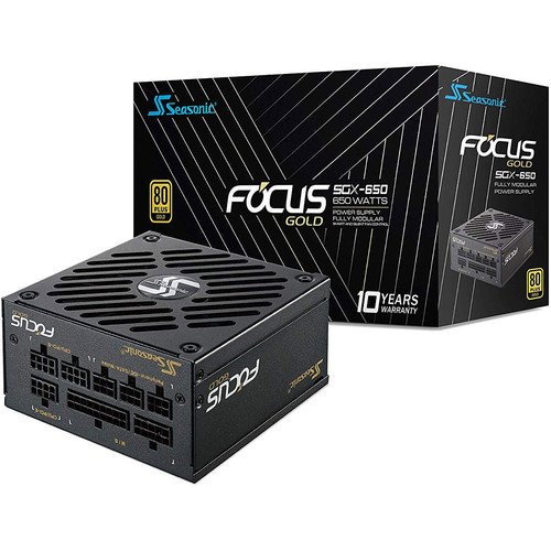 Seasonic FOCUS SGX-650, 650W (SFX)