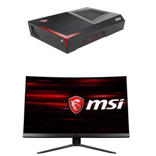 "Pack MSI Trident 3 GTX + Ecran 24.5"" LED 1080p 144Hz"